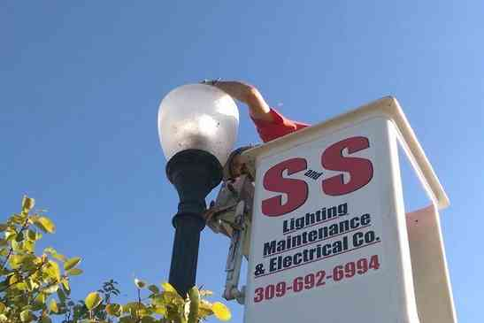 Lighting Maintenance in Peoria IL