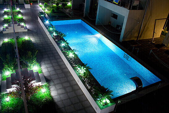 Pool Lighting Peoria IL